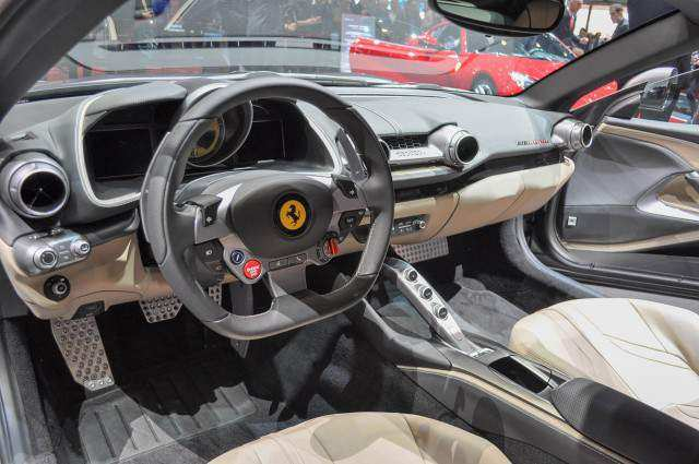 88 All New 2019 Ferrari Interior Overview with 2019 Ferrari Interior