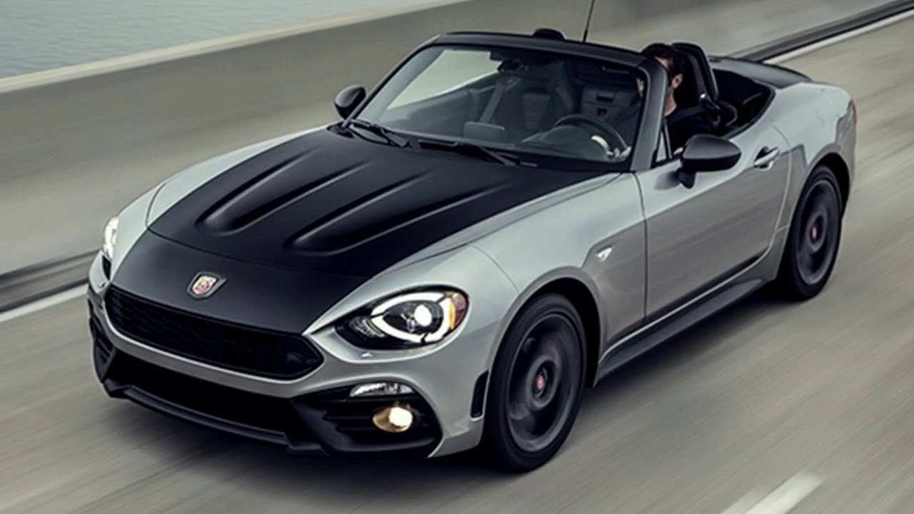 88 All New 2019 Fiat Spider Abarth Style with 2019 Fiat Spider Abarth