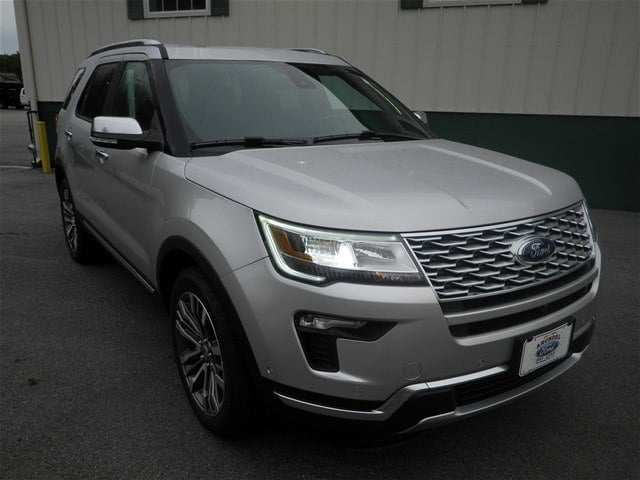 88 All New 2019 Ford Explorer Spy Shoot with 2019 Ford Explorer