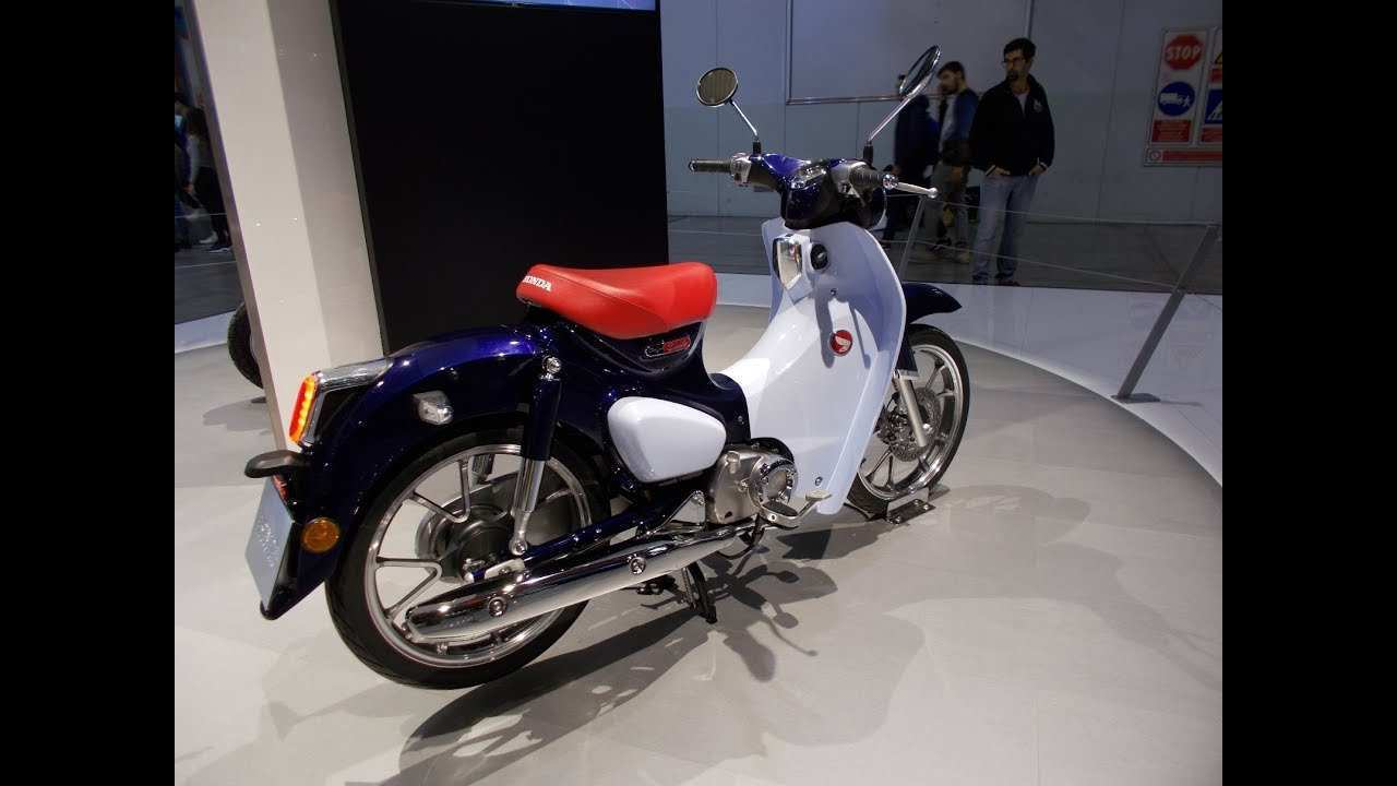 88 All New 2019 Honda 125 Cub Specs for 2019 Honda 125 Cub