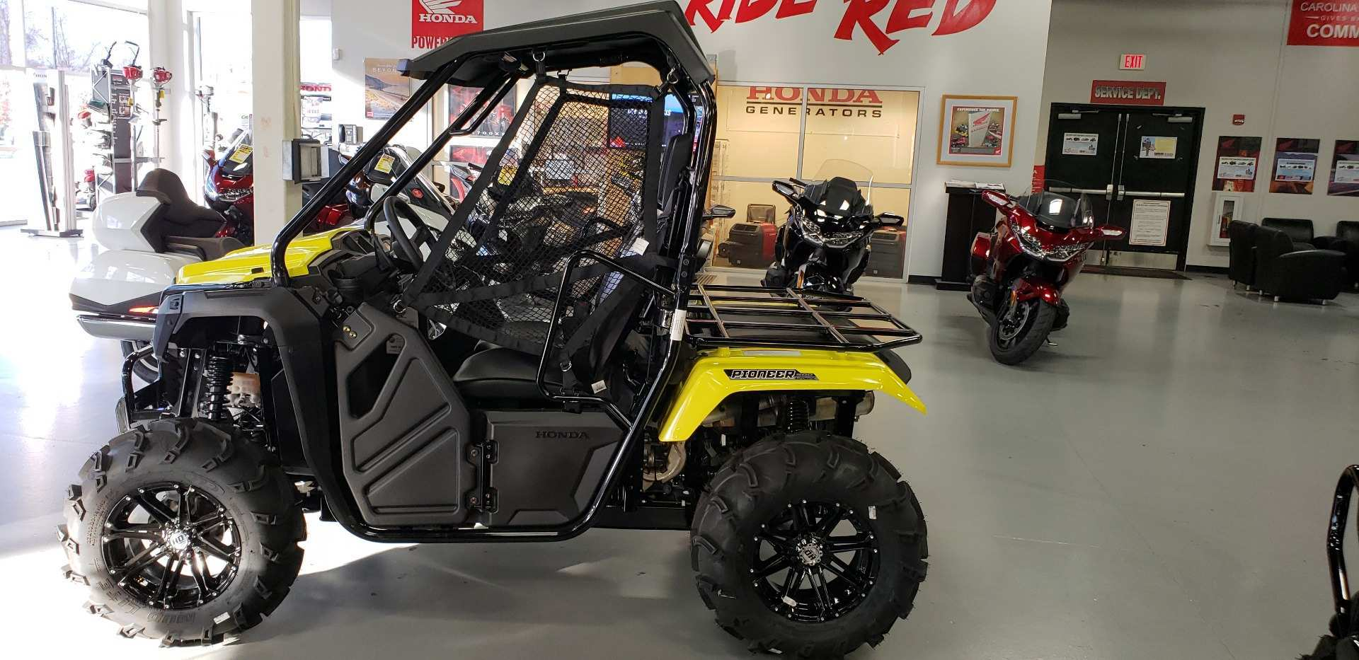 88 All New 2019 Honda Pioneer 500 Speed Test for 2019 Honda Pioneer 500