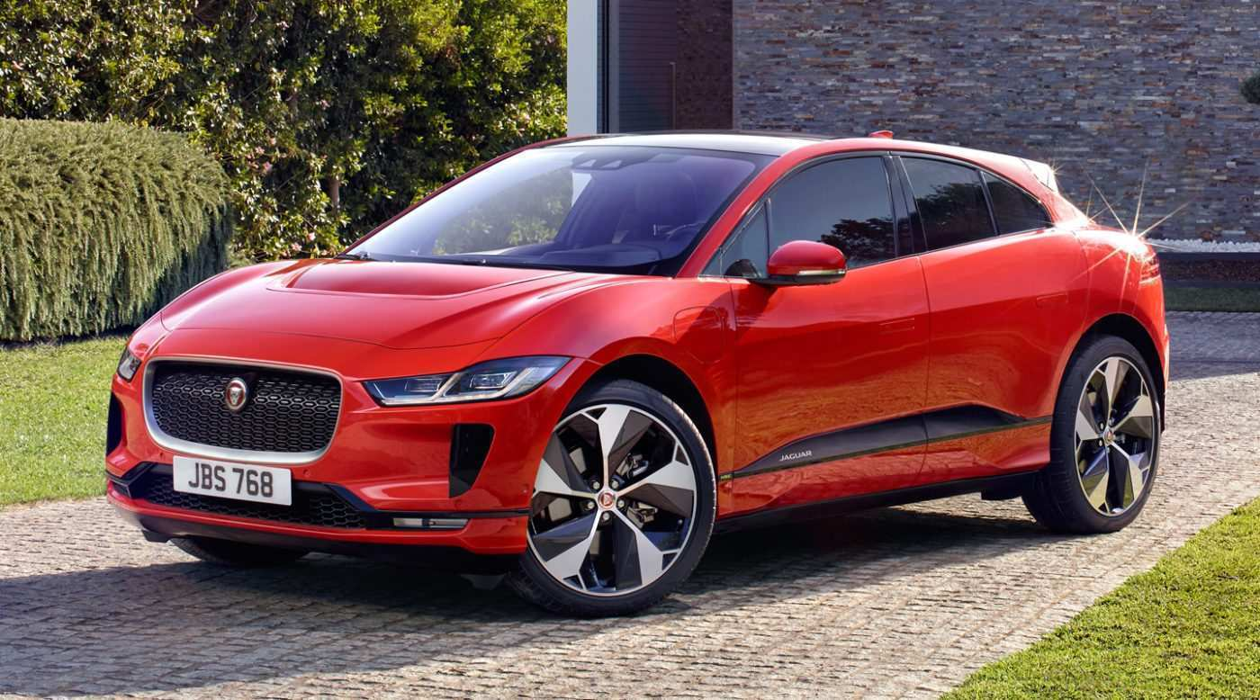 88 All New 2019 Jaguar I Pace Electric Style by 2019 Jaguar I Pace Electric