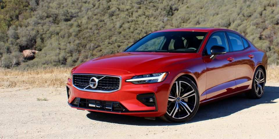 88 All New 2019 Volvo S60 Interior with 2019 Volvo S60
