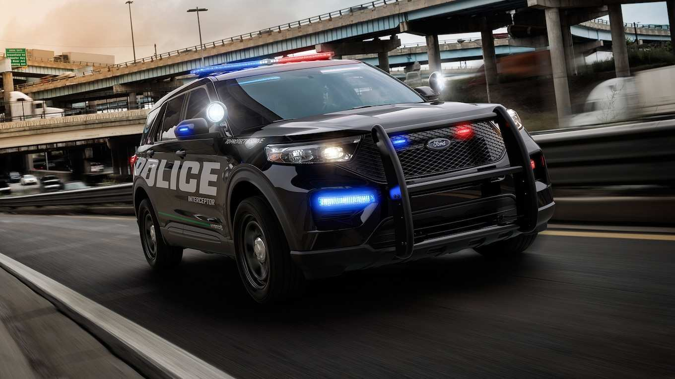 88 All New 2020 Ford Police Utility Release Date for 2020 Ford Police Utility
