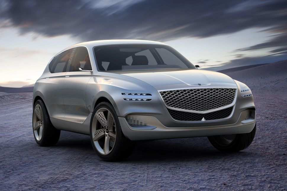 88 All New 2020 Hyundai Genesis Suv Picture for 2020 Hyundai Genesis Suv