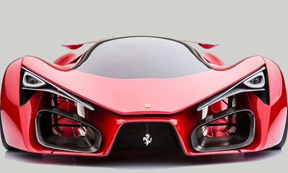 88 All New Ferrari Hybride 2019 Spy Shoot with Ferrari Hybride 2019