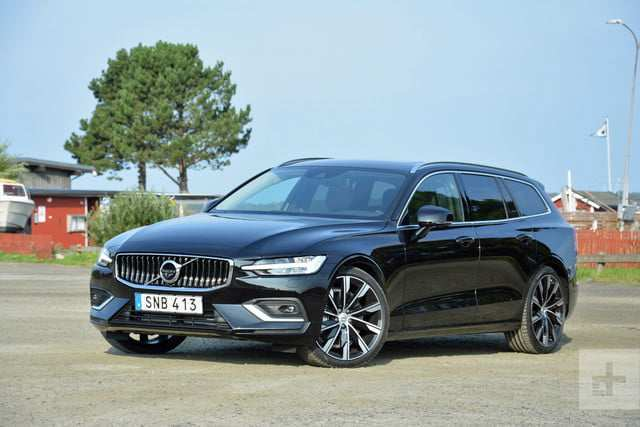 88 All New New 2019 Volvo V60 Release for New 2019 Volvo V60