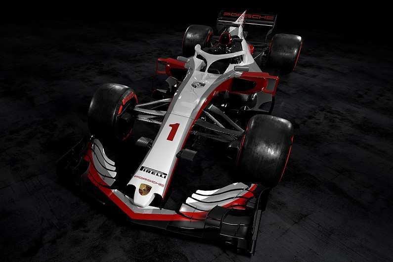 88 All New Porsche F1 2020 Release with Porsche F1 2020