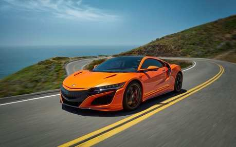 88 Best Review 2019 Acura Nsx Horsepower Spesification by 2019 Acura Nsx Horsepower