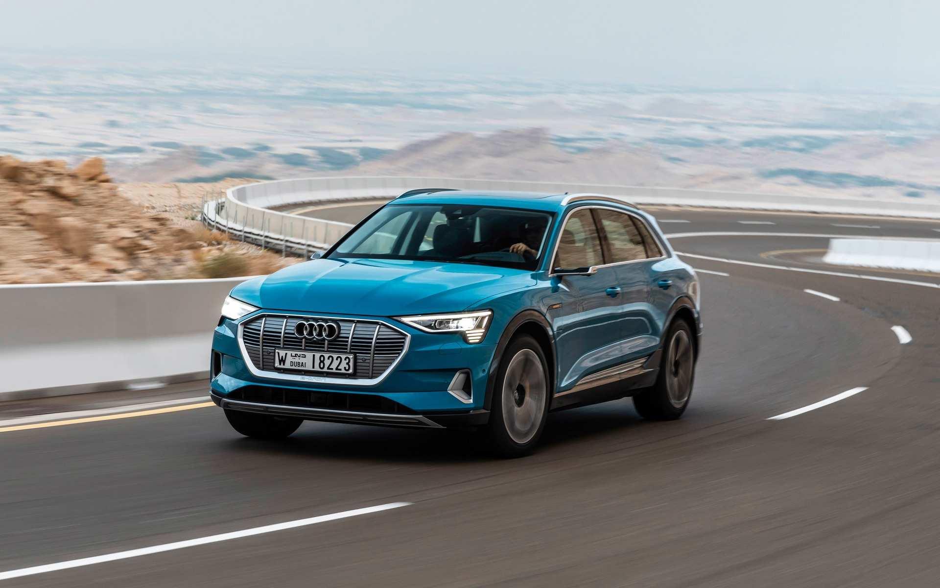 88 Best Review 2019 Audi E Tron Quattro Release Date Concept by 2019 Audi E Tron Quattro Release Date