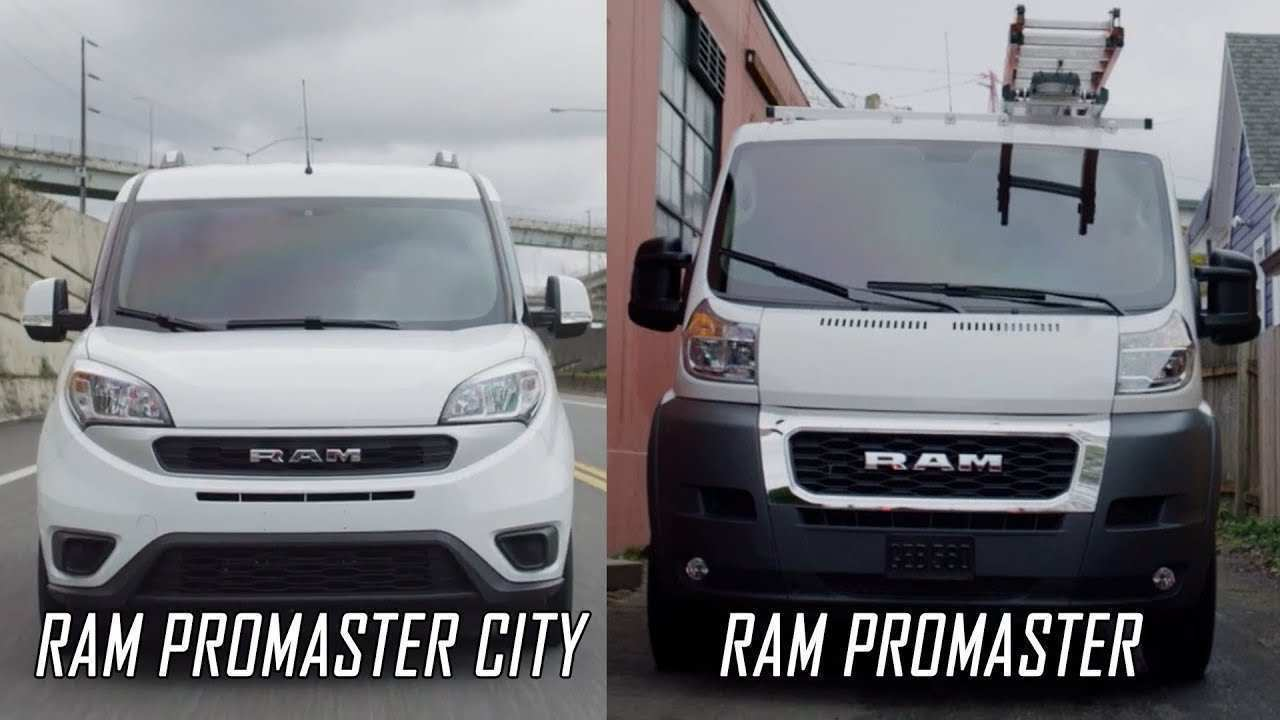 88 Best Review 2019 Dodge Promaster History with 2019 Dodge Promaster