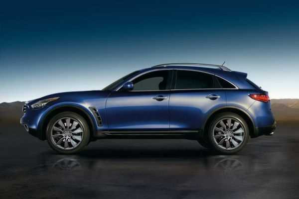 88 Best Review 2019 Infiniti Fx50 Research New for 2019 Infiniti Fx50