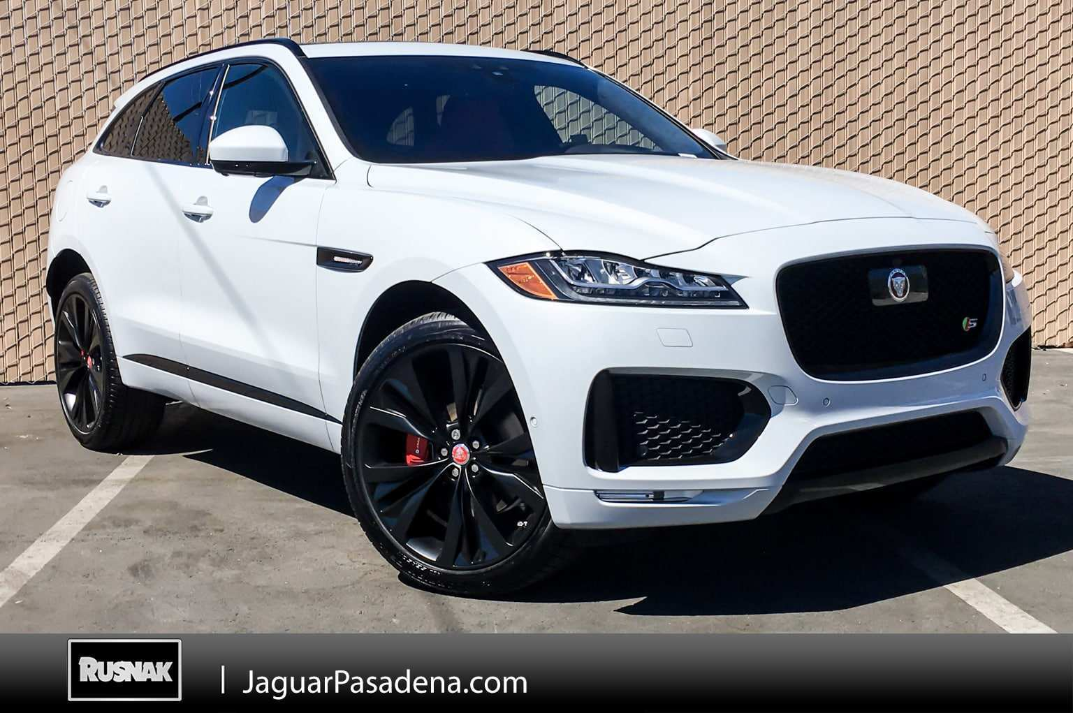 88 Best Review 2019 Jaguar F Pace Changes Pricing by 2019 Jaguar F Pace Changes