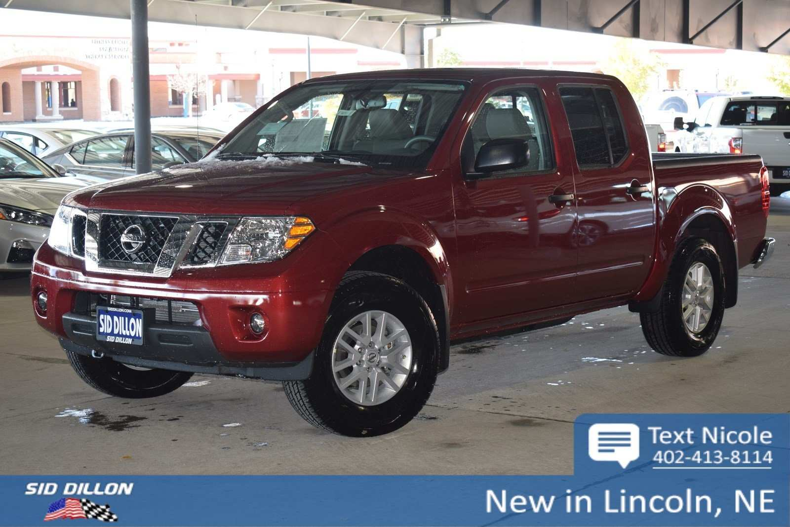 88 Best Review 2019 Nissan Frontier Crew Cab New Concept by 2019 Nissan Frontier Crew Cab