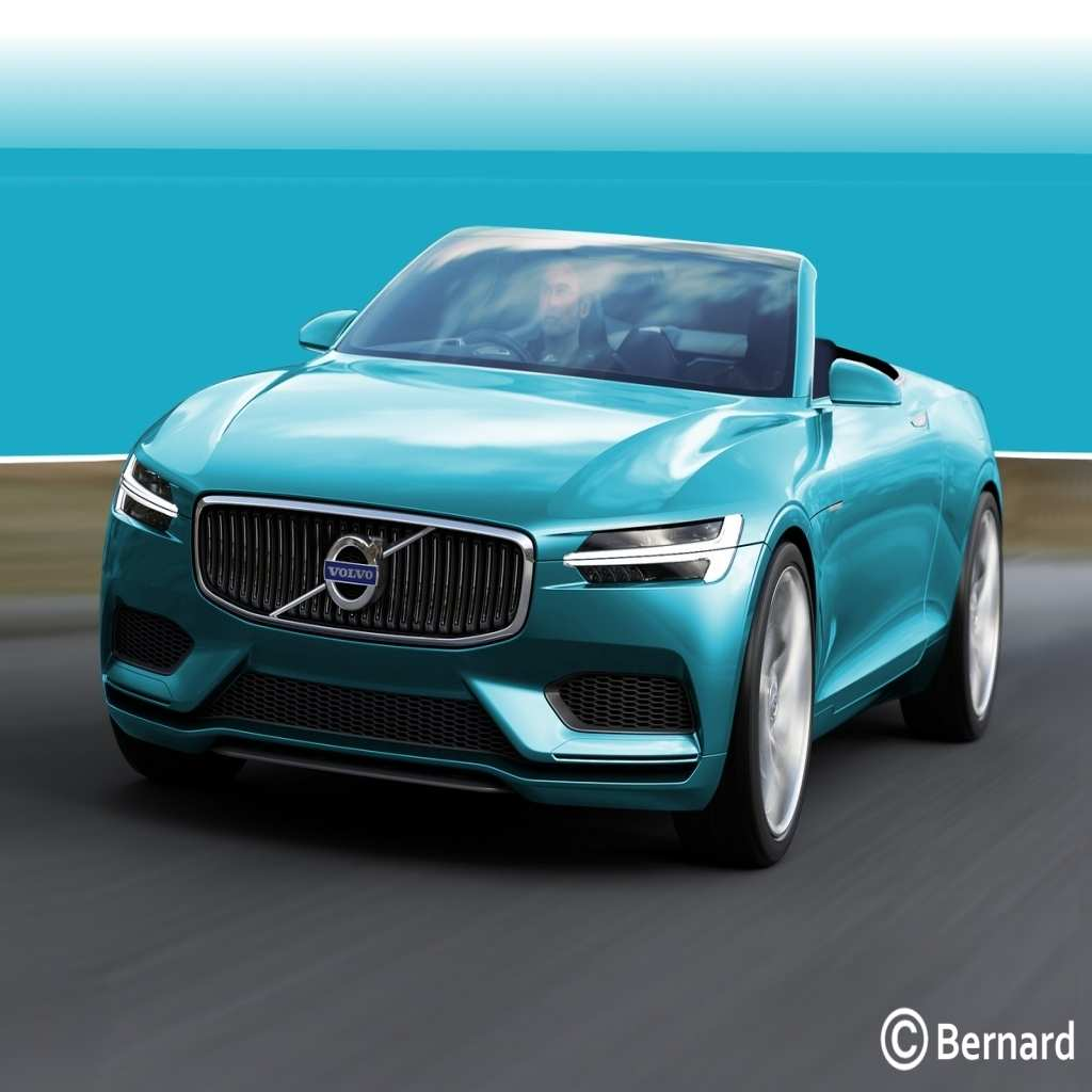 88 Best Review 2019 Volvo Convertible Redesign by 2019 Volvo Convertible