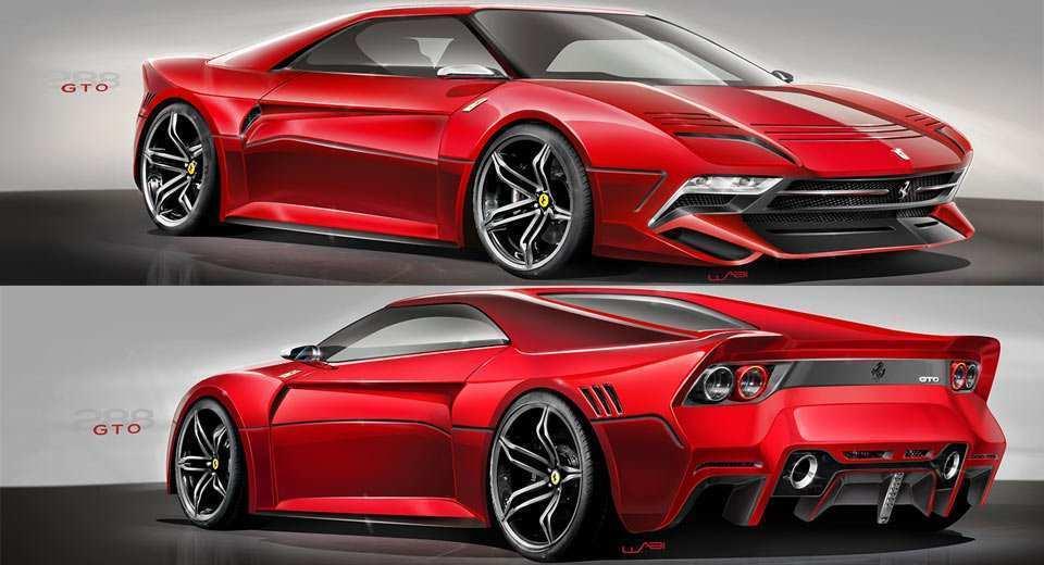 88 Best Review 2020 Ferrari 288 Gto Interior for 2020 Ferrari 288 Gto