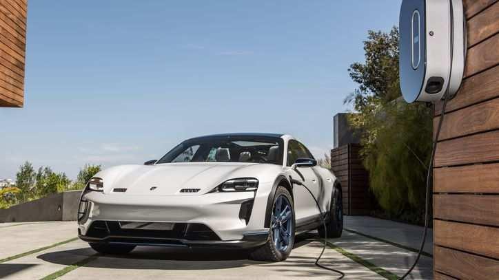 88 Best Review 2020 Porsche Taycan Release by 2020 Porsche Taycan