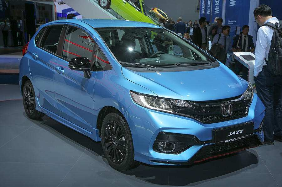 88 Best Review Honda Jazz 2019 Model Images for Honda Jazz 2019 Model