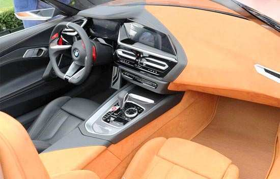 88 Concept of 2019 Bmw Z4 Interior Overview with 2019 Bmw Z4 Interior
