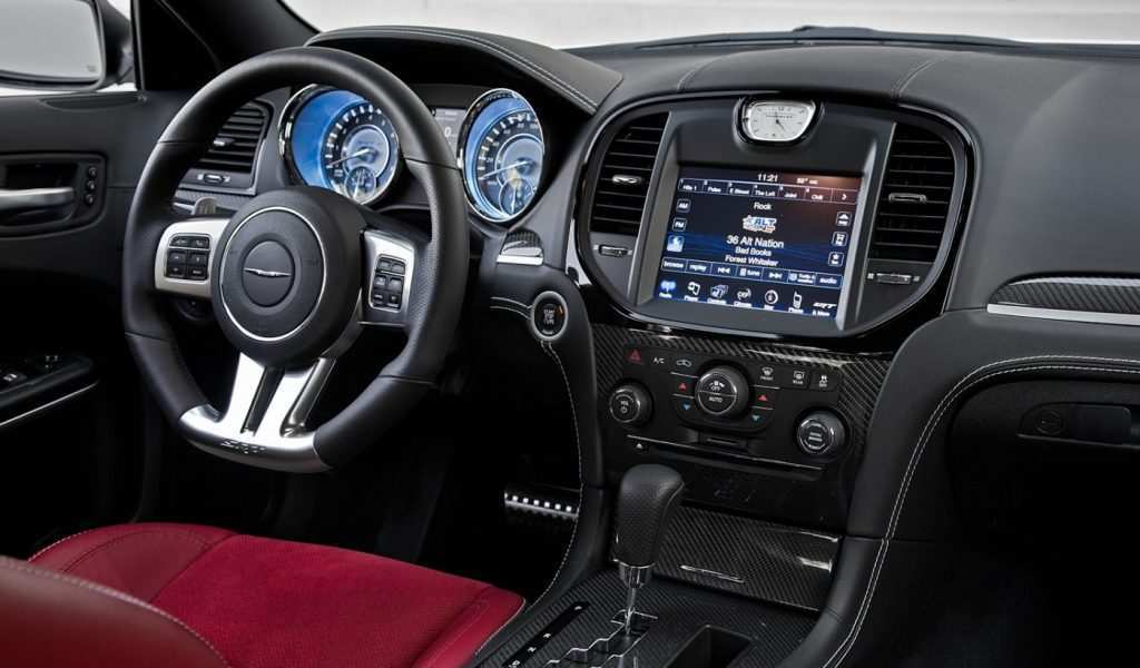 88 Concept of 2019 Chrysler 300 Interior Specs with 2019 Chrysler 300 Interior