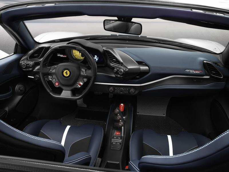 88 Concept of 2019 Ferrari Interior Price and Review by 2019 Ferrari Interior