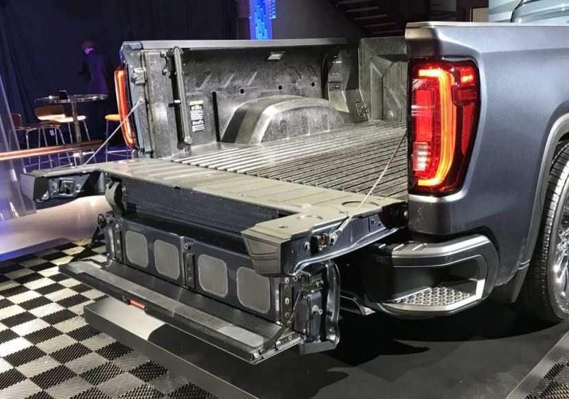 88 Concept of 2019 Gmc Pickup Tailgate Exterior with 2019 Gmc Pickup Tailgate