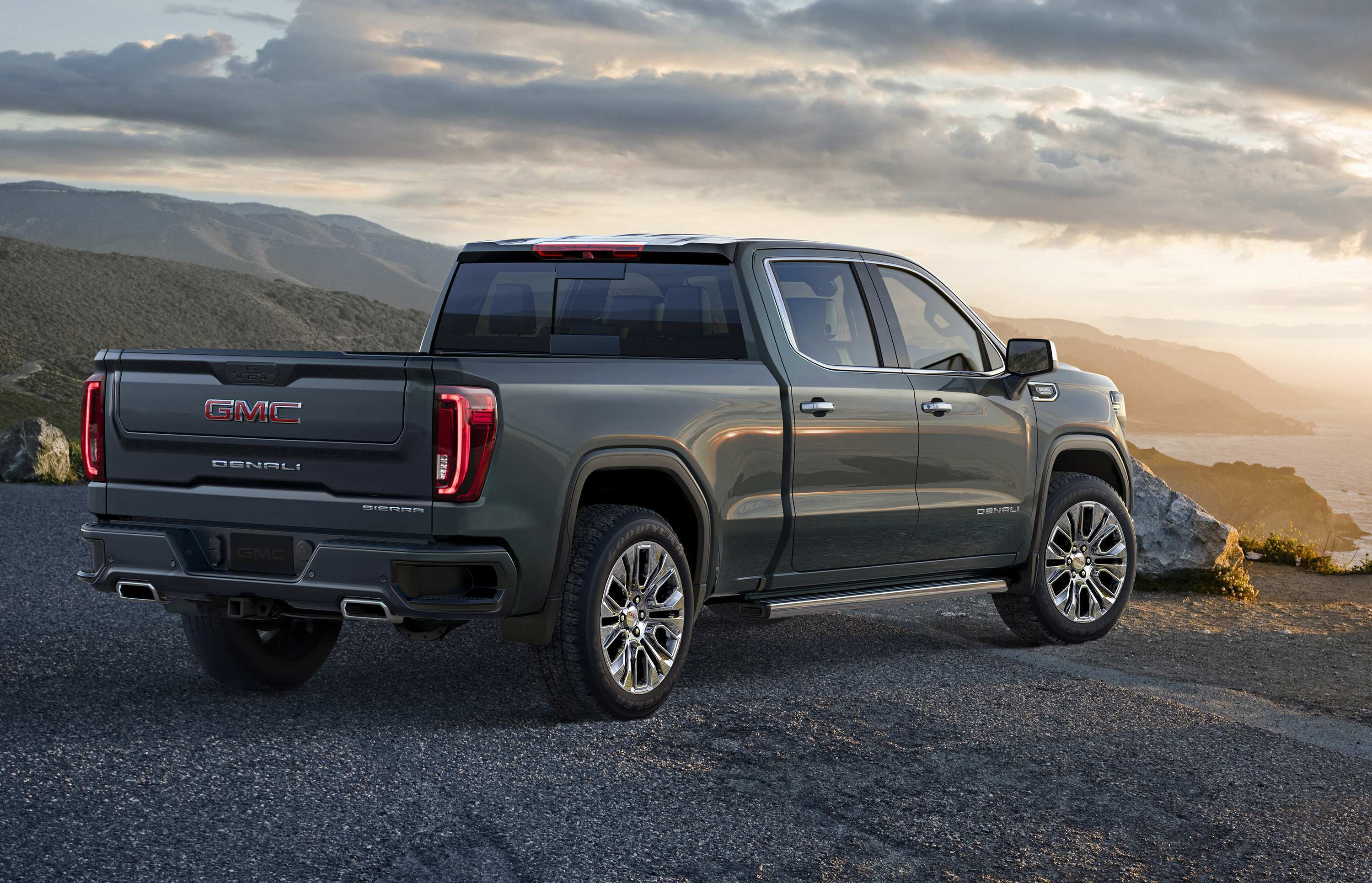 88 Concept of 2019 Gmc Pickup Tailgate Wallpaper with 2019 Gmc Pickup Tailgate