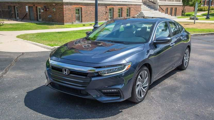 88 Concept of 2019 Honda Insight Review Spesification by 2019 Honda Insight Review