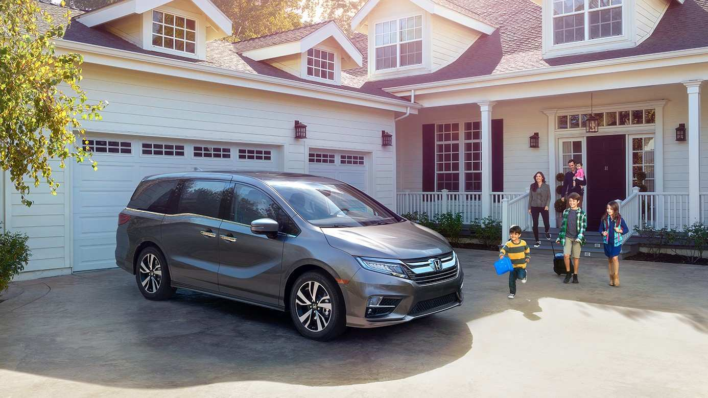88 Concept of 2019 Honda Odyssey Release Spesification by 2019 Honda Odyssey Release