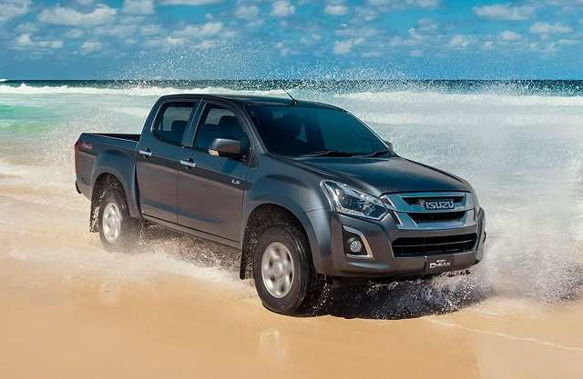88 Concept of 2019 Isuzu Pickup Truck Engine for 2019 Isuzu Pickup Truck