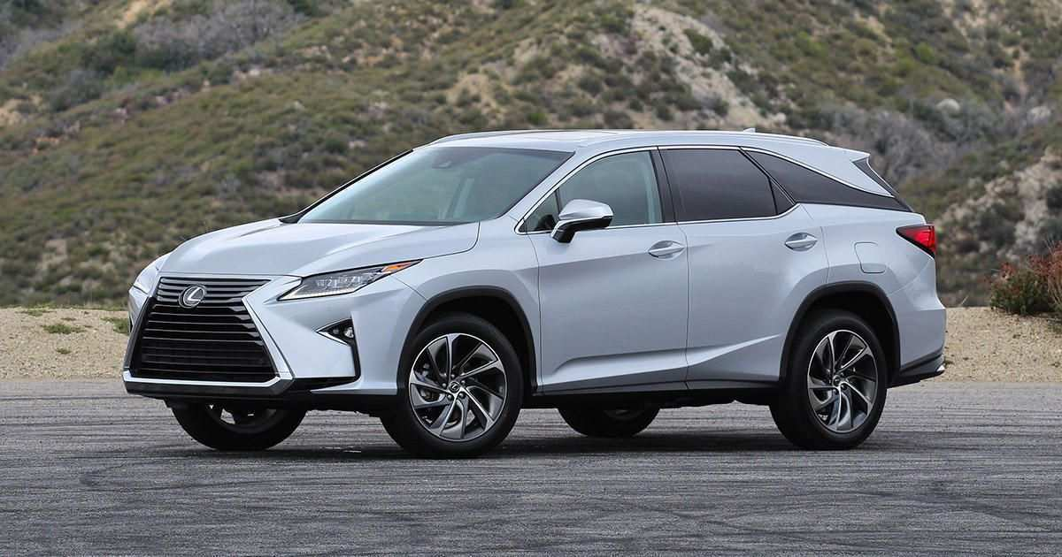88 Concept of 2019 Lexus Rx L Rumors for 2019 Lexus Rx L