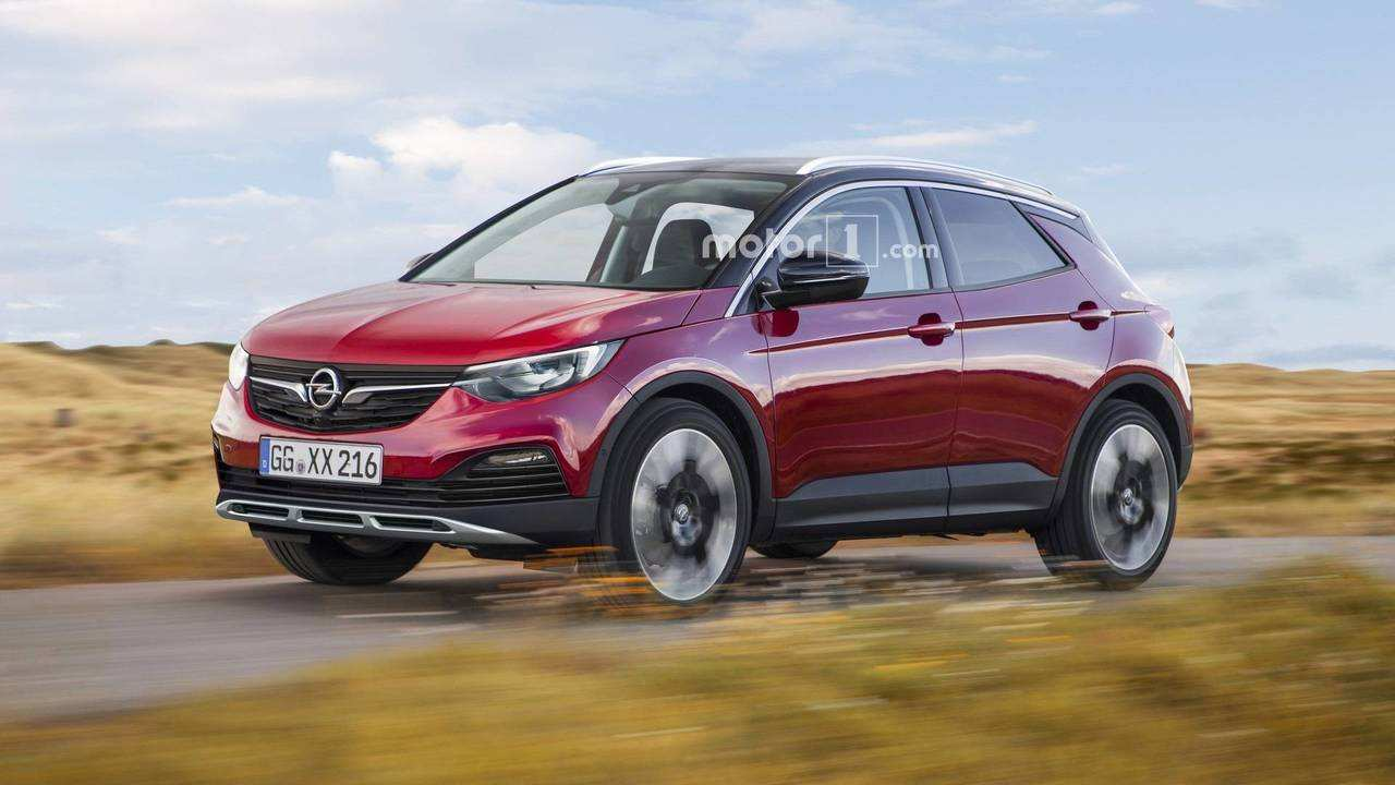 88 Concept of 2019 Opel Adam X New Concept by 2019 Opel Adam X