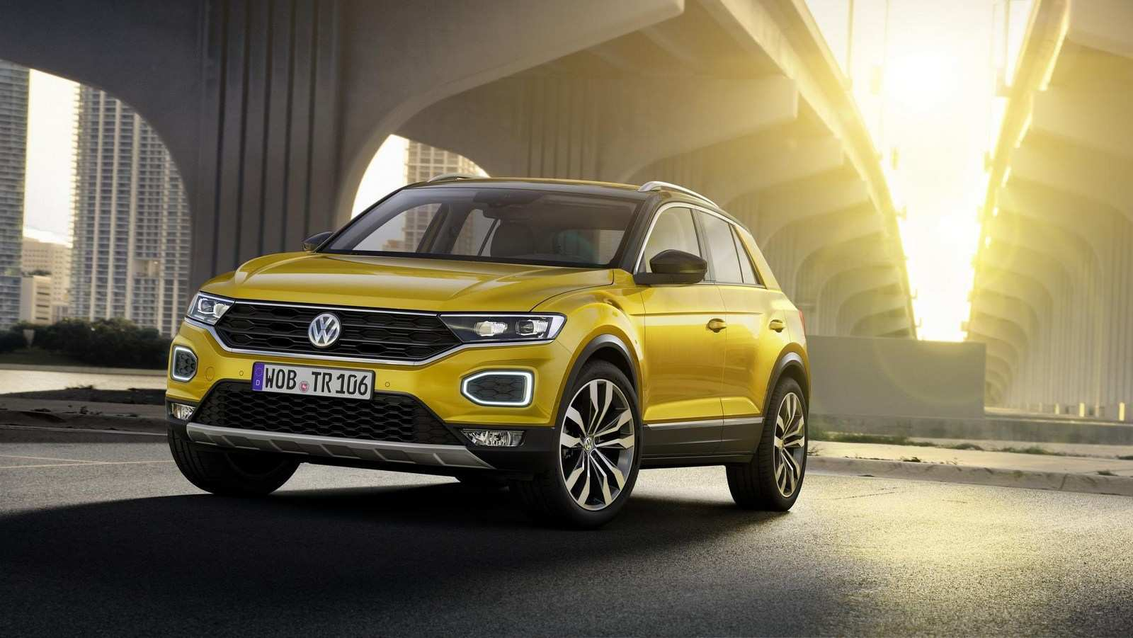 88 Concept of 2019 Volkswagen Crossover Spy Shoot for 2019 Volkswagen Crossover