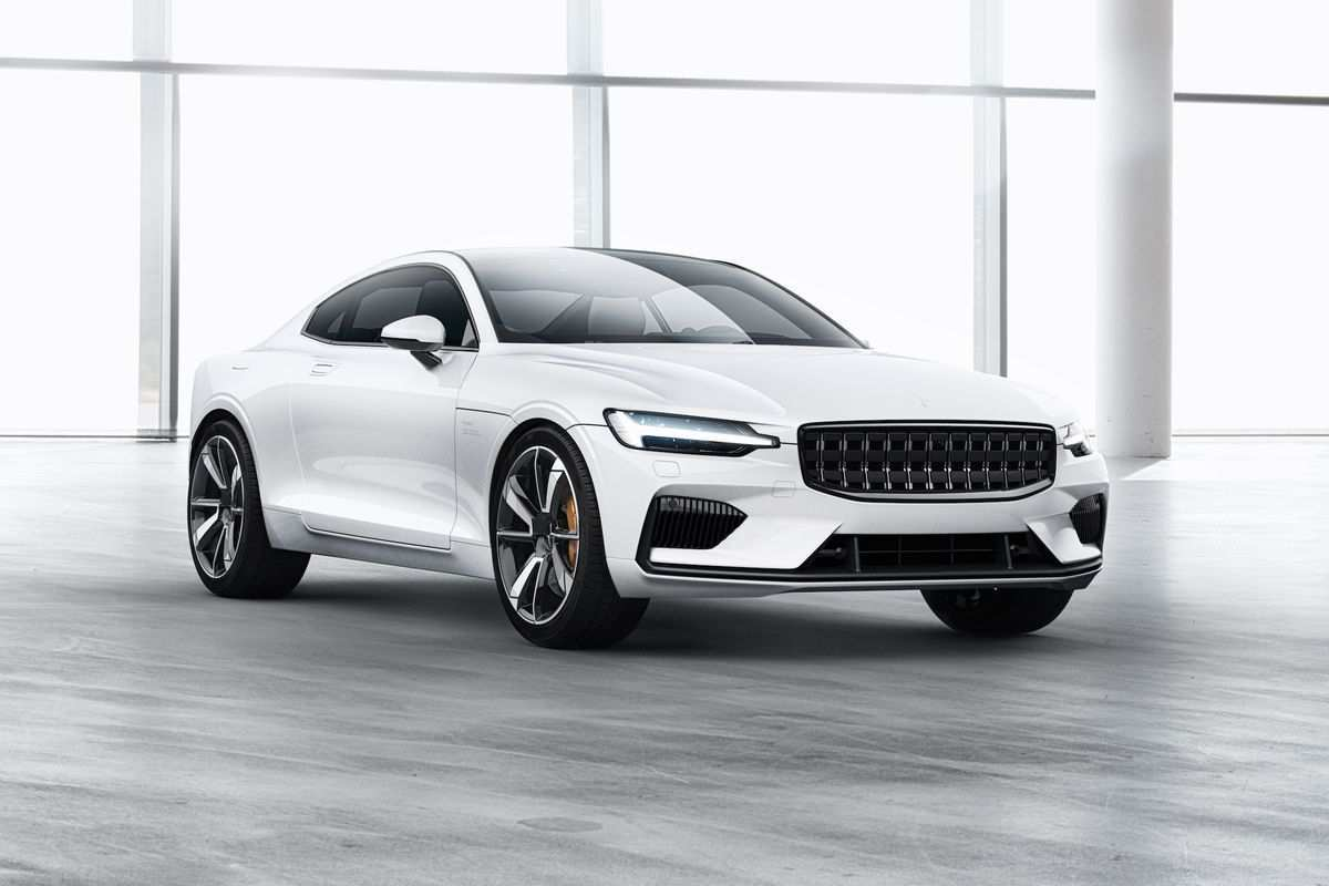 88 Concept of 2019 Volvo Polestar 1 Review by 2019 Volvo Polestar 1