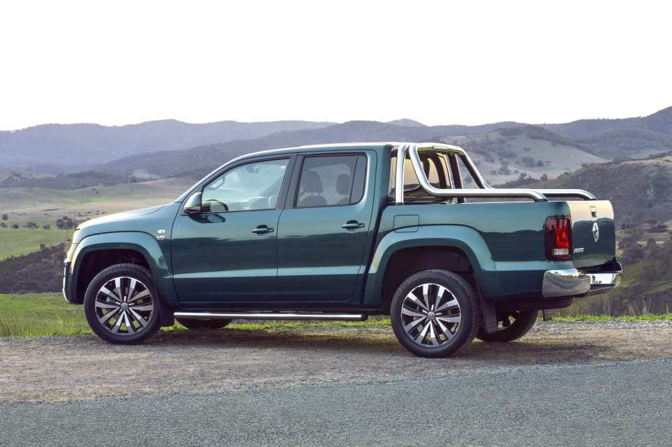 88 Concept of 2019 Vw Amarok Price with 2019 Vw Amarok