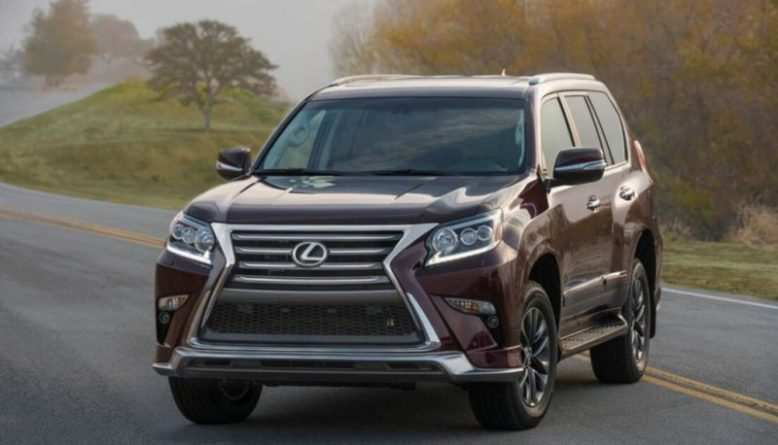 88 Concept of 2020 Lexus Gx 460 Redesign Pictures with 2020 Lexus Gx 460 Redesign