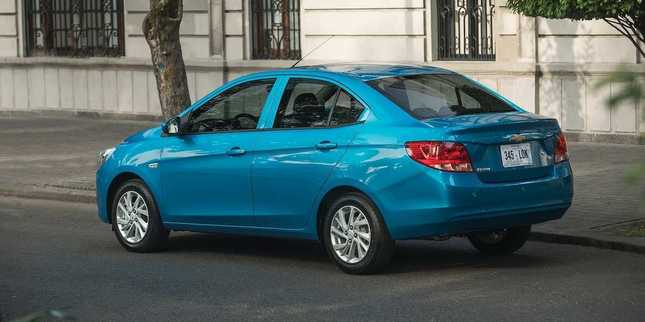 88 Concept of Chevrolet Aveo 2019 Configurations with Chevrolet Aveo 2019