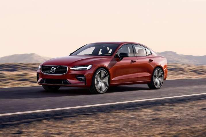 88 Concept of New 2019 Volvo S60 Redesign for New 2019 Volvo S60