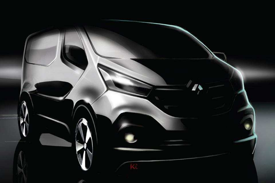 88 Concept of Renault Master 2020 Overview by Renault Master 2020