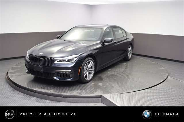 88 Gallery of 2019 Bmw 750I Xdrive Interior for 2019 Bmw 750I Xdrive