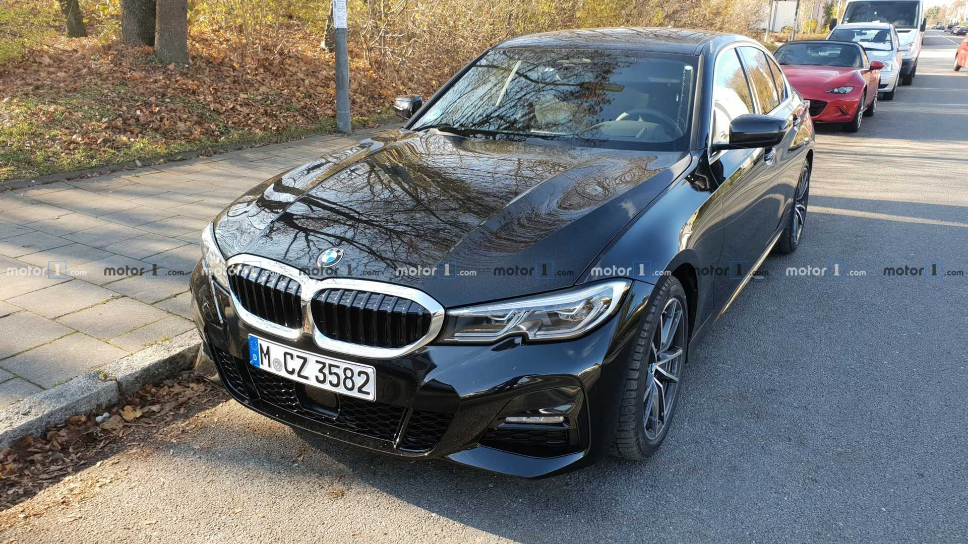 88 Gallery of 2019 Bmw G20 3 Series Spesification with 2019 Bmw G20 3 Series