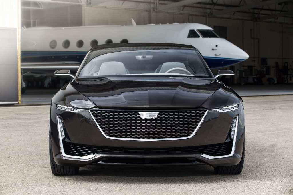 88 Gallery of 2019 Cadillac V8 Exterior for 2019 Cadillac V8