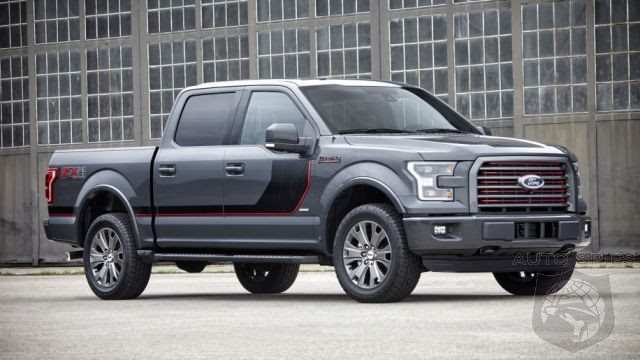 88 Gallery of 2019 Ford 150 Truck Exterior for 2019 Ford 150 Truck