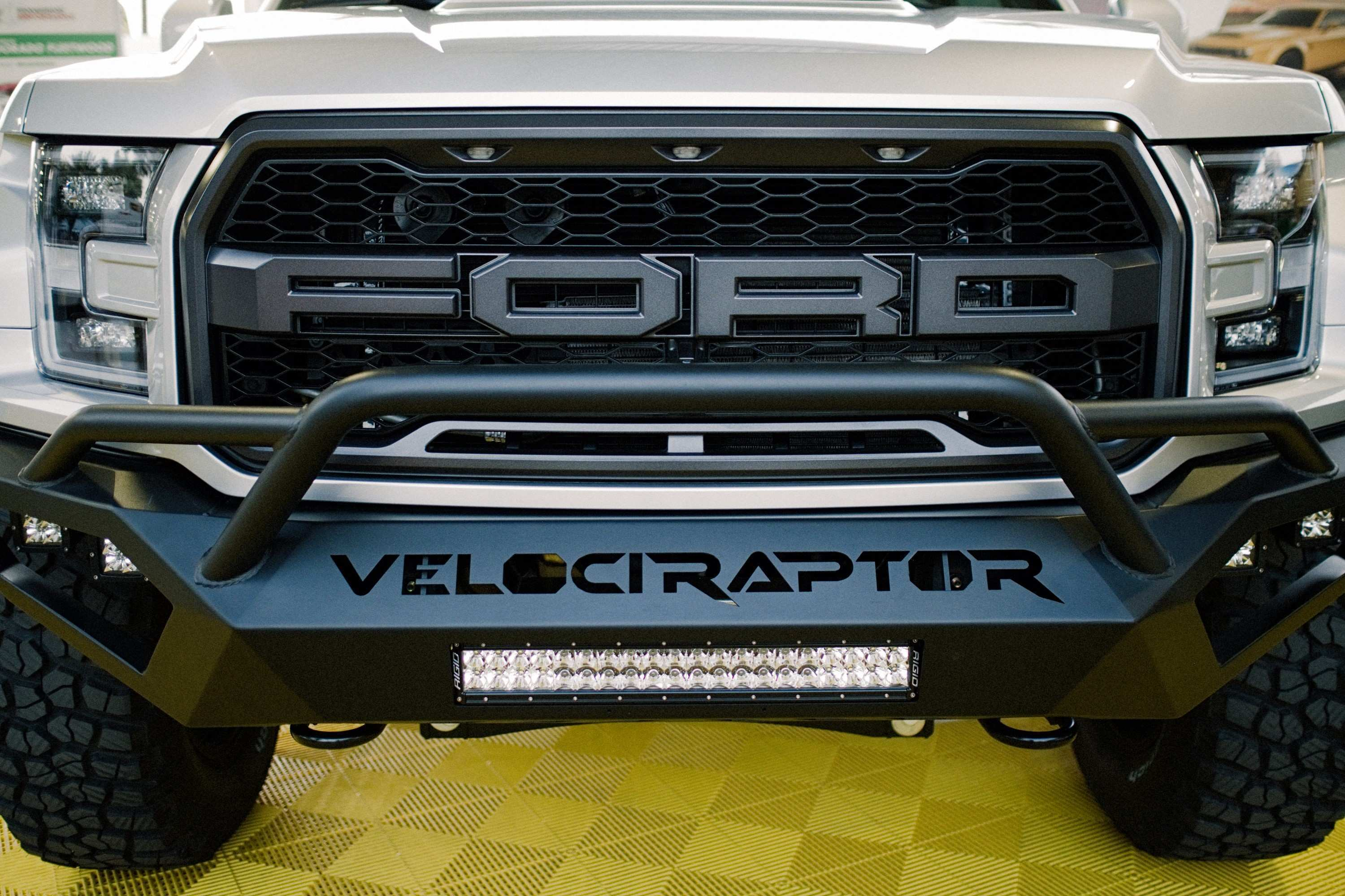 88 Gallery of 2019 Ford Velociraptor Configurations with 2019 Ford Velociraptor