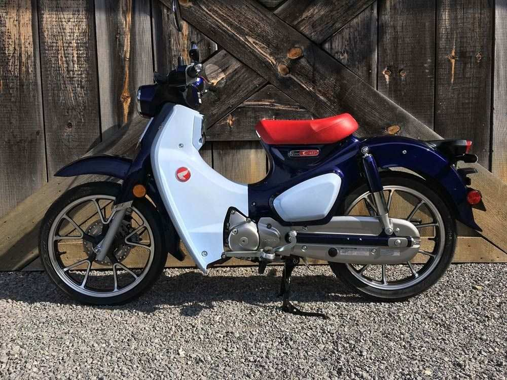 88 Gallery of 2019 Honda 125 Cub Picture with 2019 Honda 125 Cub
