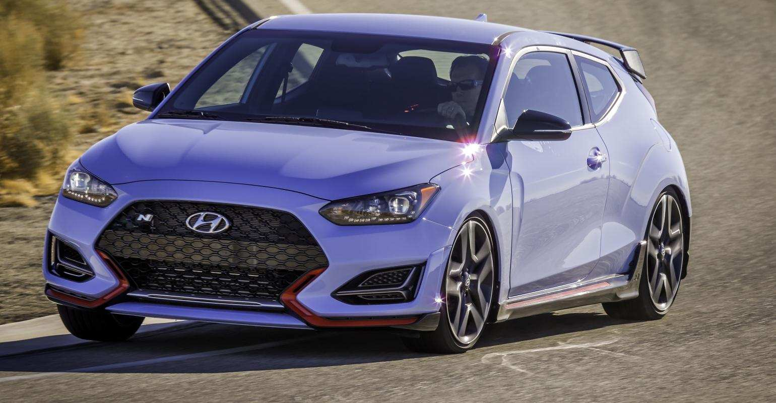88 Gallery of 2019 Hyundai Veloster N Images with 2019 Hyundai Veloster N