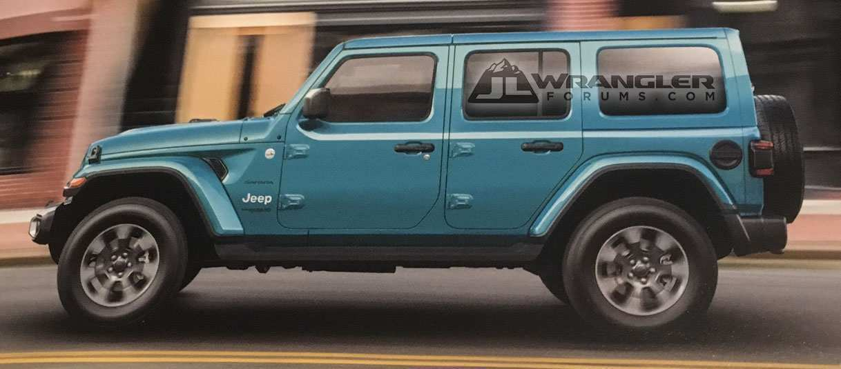 88 Gallery of 2019 Jeep Paint Colors Configurations by 2019 Jeep Paint Colors
