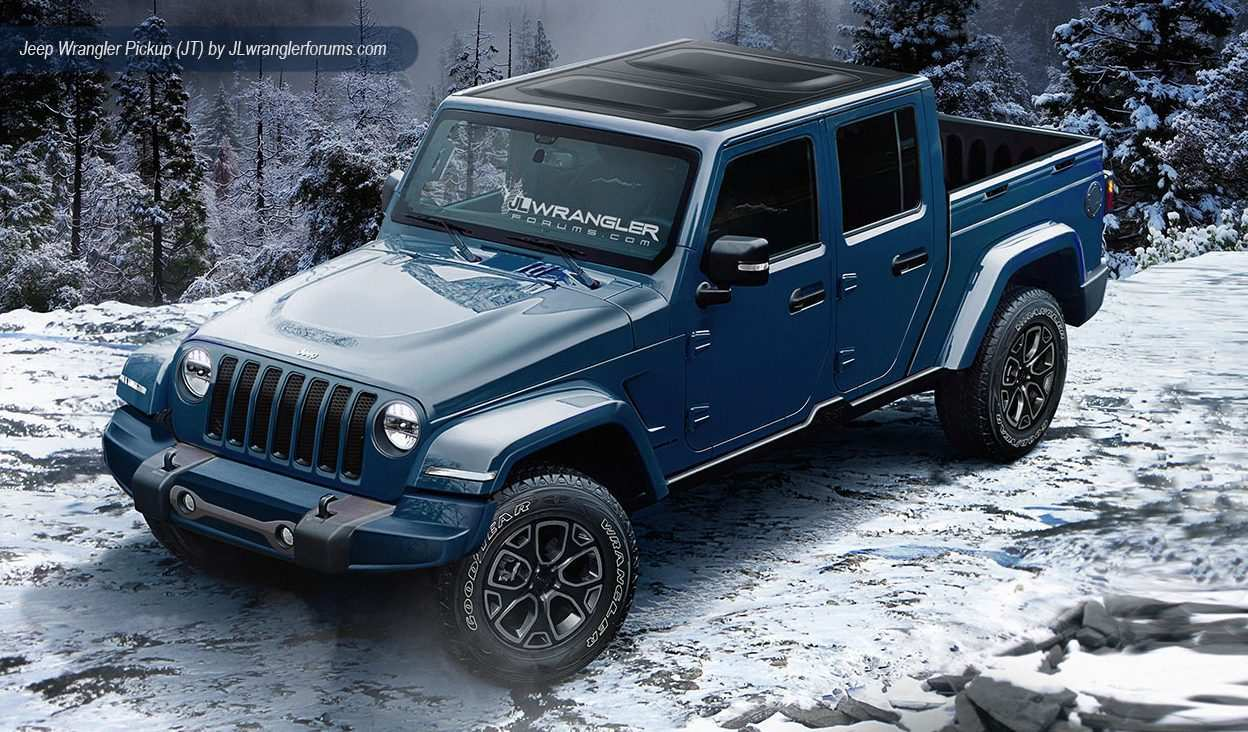 88 Gallery of 2019 Jeep Ute Research New by 2019 Jeep Ute