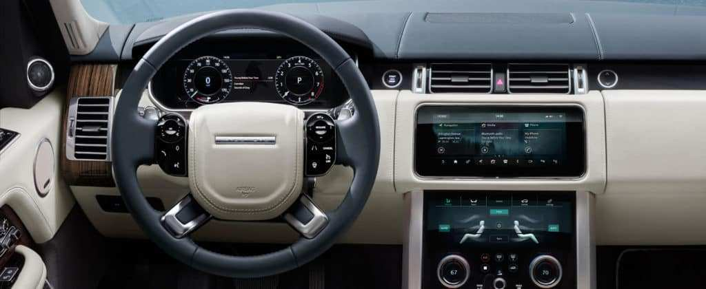 88 Gallery of 2019 Land Rover Interior Model by 2019 Land Rover Interior
