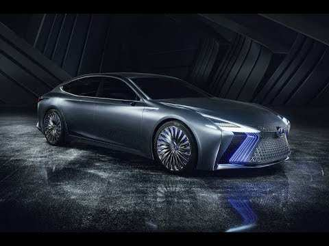 88 Gallery of 2019 Lexus Concept Interior with 2019 Lexus Concept